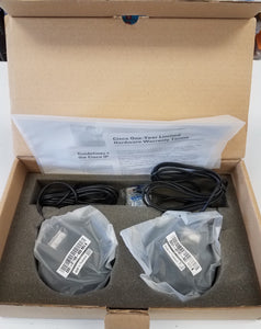 Cisco CP-7936-MIC-KIT 74-3428-02 2805-07155-603 7936 IP EX-Mics-Kit - Open Box - Razzaks Computers - Great Products at Low Prices