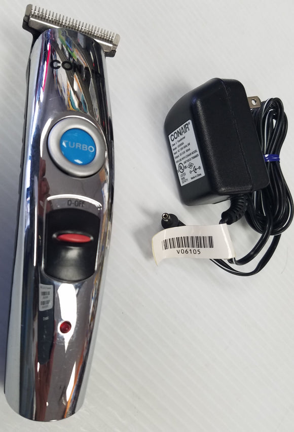 Conair Cordless Rechargeable Turbo Power Solid Steel Hair Trimmer Model HC-300 - NEW™ - Razzaks Computers - Great Products at Low Prices