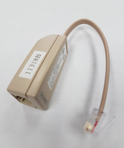 Corning Corded Distributed Single Jack Micro Filter for home telephone - New - Razzaks Computers - Great Products at Low Prices