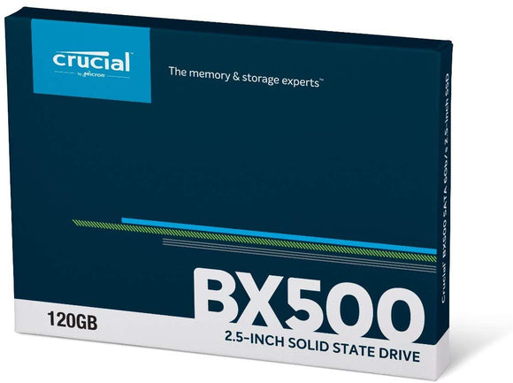 Crucial by Micron 120 GB 2.5