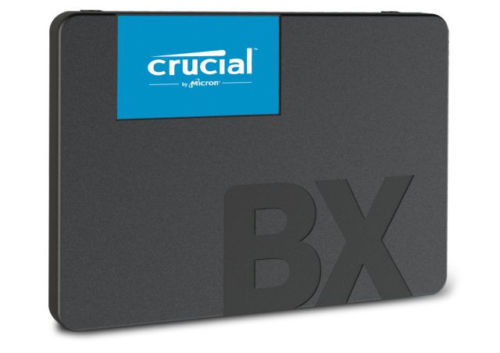 Crucial 120 GB 2.5 SSD Drive - BX500 - New - Razzaks Computers - Great Products at Low Prices