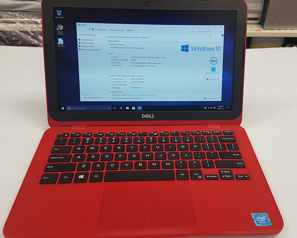Dell Inspiron 11-3162 Intel Celeron N3060, 1.6 GHz, 4 GB 32 GB, Windows 10 Home - Refurbished - Razzaks Computers - Great Products at Low Prices