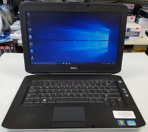 Dell Latitude E6430, Intel i3-2370 @2 4 GHz, 8 GB RAM, 500