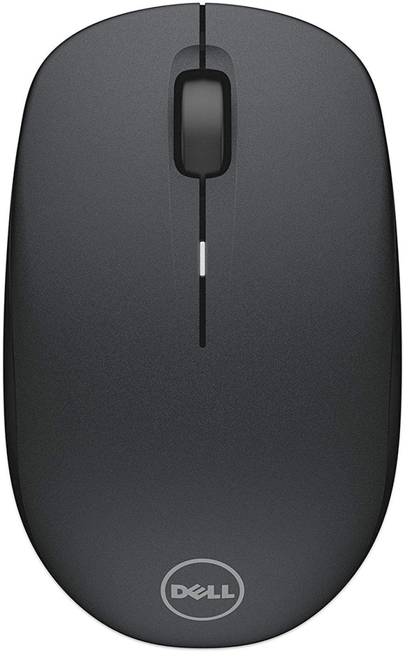 Dell Wireless Mouse-WM126 – Black - New - Razzaks Computers - Great Products at Low Prices