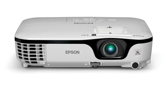 Epson EX3210 SVGA 3LCD Projector, VGA, RCA and USB inputs 2800 lumens brightness - Used