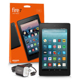 "Amazon Fire 7 Tablet, 7"" Display, 16 GB, Black - Brand New"