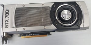 EVGA GeForce GTX 780 Ti Graphic Card - 980 MHz Core - 3 GB GDDR5 SDRAM - Used - Razzaks Computers - Great Products at Low Prices