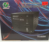 Goldsource TC-300W Voltage Converter 220/240V to/from 110/120V, 300 Watts - NEW - Razzaks Computers - Great Products at Low Prices