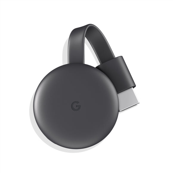 Google Chromecast GA00439-CA Media Streamer for 10000+ Android and iPhone Apps - Razzaks Computers - Great Products at Low Prices