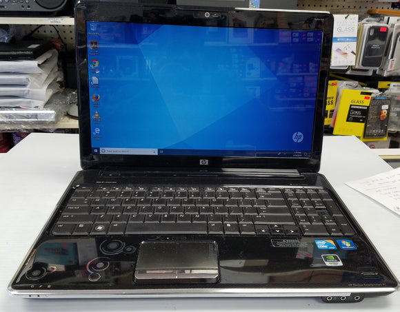 HP Pavilion Q DV6t-2300, i7 Q72 @1.6 GHz, 4 GB RAM, 500 GB HDD, Windows 10 Pro - Seller Refurbished - Razzaks Computers - Great Products at Low Prices