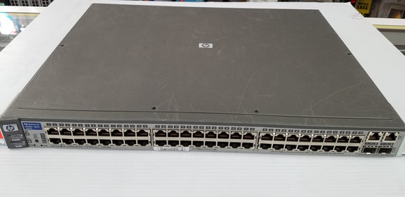 HP J4899B ProCurve 2650 1U 48 Ethernet Ports Stackable Managed Switch - Used - Razzaks Computers - Great Products at Low Prices