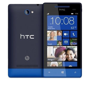 HTC Windows Phone 8S - 4GB - Blue (Unlocked) Smartphone - USED - Razzaks Computers - Great Products at Low Prices