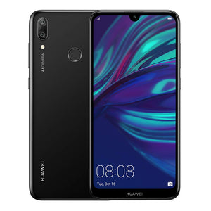 "Huawei Y7 2019 (32GB, 3GB) 6.26"" Dewdrop Display, 4000 mAh Battery, Dual SIM Unlocked Dub-LX3 - Razzaks Computers - Great Products at Low Prices"