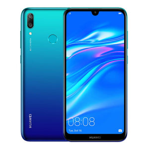 "Huawei Y7 2019 (32GB, 3GB) 6.26"" Display, 4000 mAh Battery, 4G LTE GSM Dual SIM Unlocked Dub-LX3 - Razzaks Computers - Great Products at Low Prices"