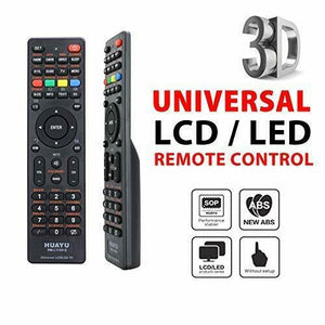 Universal Remote Control Huayu RM-L1130+8 for LED/LCD TVs - New - Razzaks Computers - Great Products at Low Prices