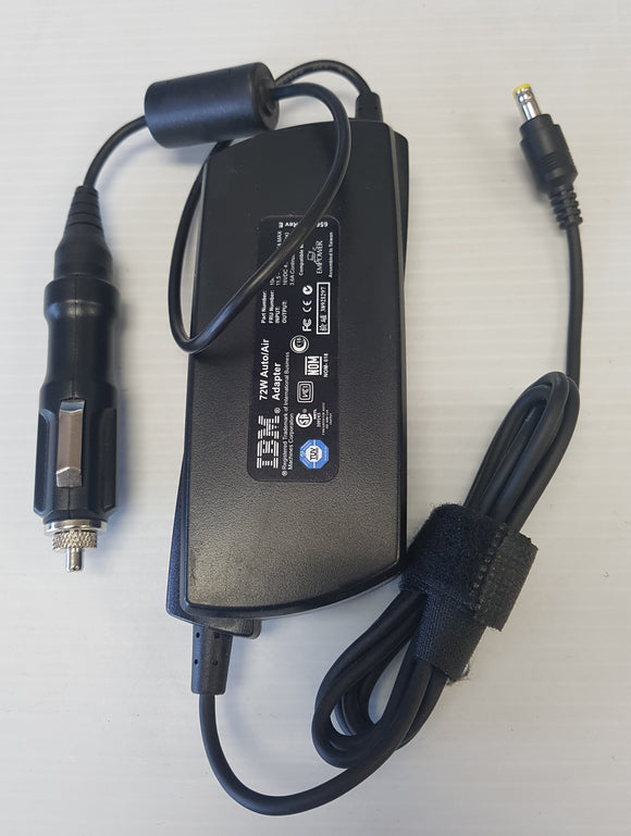 IBM Genuine 16V 4.5 72W DC to AC Laptop Auto/Air Adapter Charger 5.5*2.5 - Used - Razzaks Computers - Great Products at Low Prices