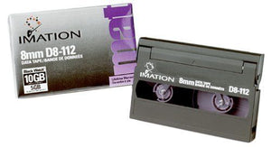 Imation D8-112 8mm 10 GB Data Tape