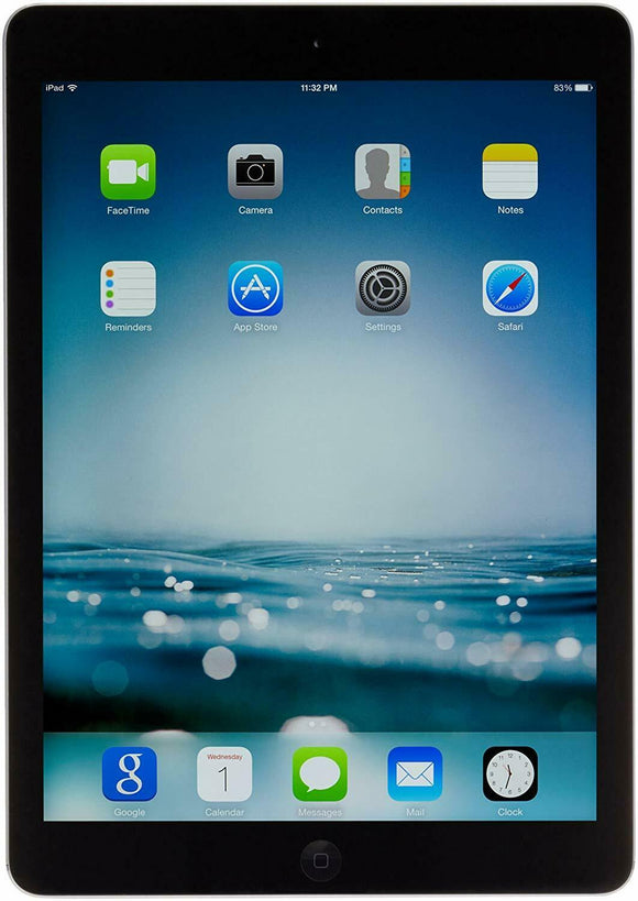 Apple iPad Air 32GB WiFi MD786LL/A Space Gray A1474  - Refurbished - Razzaks Computers - Great Products at Low Prices