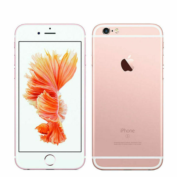 Apple iPhone 6S 16 GB Rose Gold 4G LTE A1688 - Refurbished