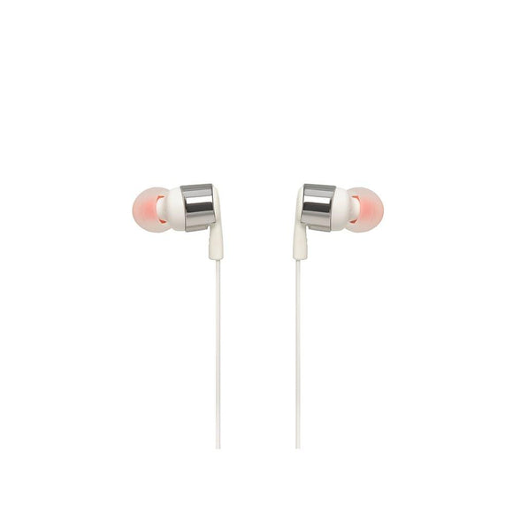 JBL T-Series T210 In-Ear Headphones, Grey - New - Razzaks Computers - Great Products at Low Prices