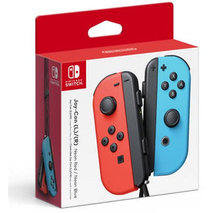 Nintendo Switch Left and Right Joy-Con Controllers - Neon Red/Neon Blue - Razzaks Computers - Great Products at Low Prices