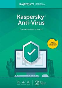 Kaspersky OEM Antivirus DVD Case 1-Device 1-Year License - Razzaks Computers - Great Products at Low Prices
