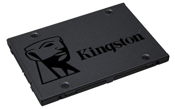 "Kingston Digital A400 SSD 120GB SATA 3 2.5"" Solid State Drive SA400 - New"