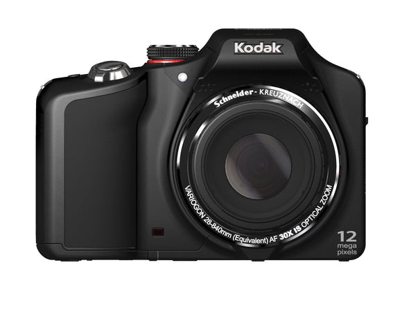 Kodak EasyShare Max Z990 12.0 MP Digital Camera with 30x Optical Zoom Black - USED