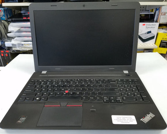 Lenovo ThinkPad Edge E550, 20DF0040US, i5-5200U, 8 GB, 320 GB, 15.6 inch Laptop - REFURBISHED