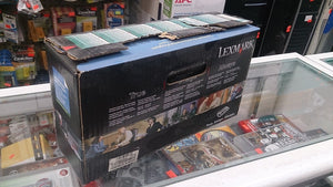 Lexmark 12A7405 Toner Cartridge Black - Open Box - Razzaks Computers - Great Products at Low Prices
