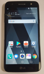LG X Power 2, LG-M320G 5.5 Inch, 13MP, 4G LTE (GSM UNLOCKED) 16GB Smartphone Black - Razzaks Computers - Great Products at Low Prices