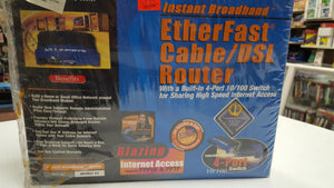Linksys BEFSR41 V2 EtherFast Cable/DSL Router With 4-Port Switch In Retail Box - Used - Razzaks Computers - Great Products at Low Prices