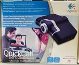 Logitech QuickCall USB Speakerphone for PC with Windows - Black - Razzaks Computers - Great Products at Low Prices