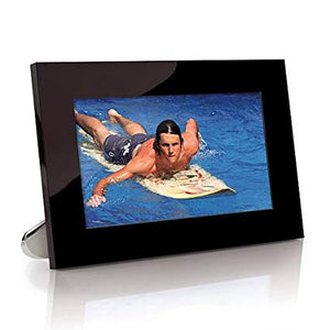 Memorex MDF0738-BLK 7-Inch Digital Photo Frame - Razzaks Computers - Great Products at Low Prices