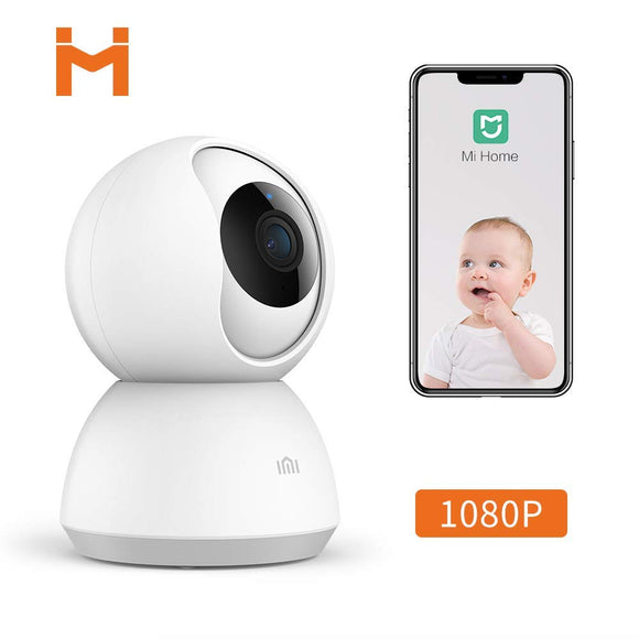 IMI 1080P Smart Home Camera, Wireless Surveillance WiFi IP Camera - Brand New