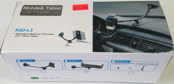 Mobile / Cell Phone and iPad / Tablet Holder for Car - New