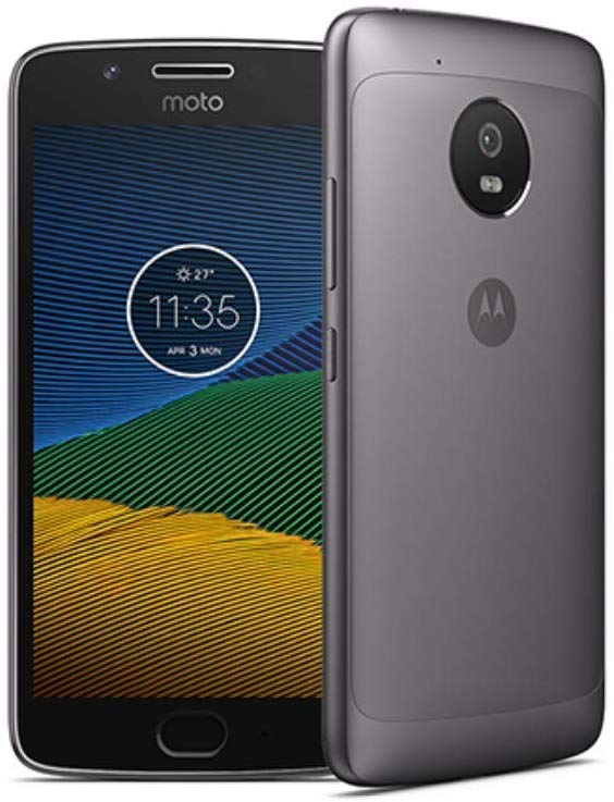 Motorola Moto G5 16GB Lunar Grey Unlocked XT-1670 Smartphone (Refurbished) - Razzaks Computers - Great Products at Low Prices