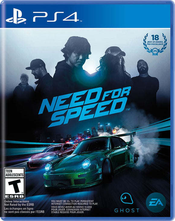 Need For Speed for PS4 Playstation 4 - New - Razzaks Computers - Great Products at Low Prices