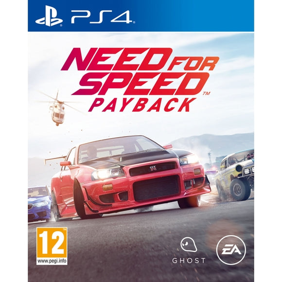 Need For Speed Payback for PS4 Playstation 4 - New - Razzaks Computers - Great Products at Low Prices