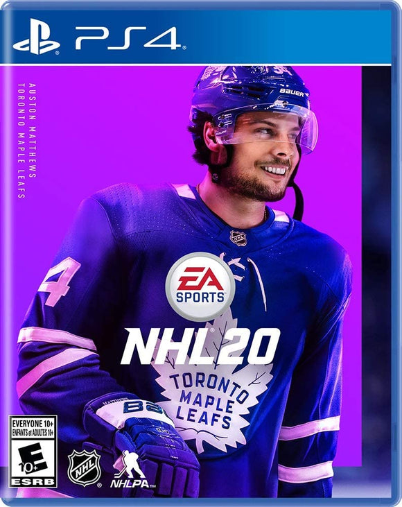 NHL 20 for PS4 PlayStation 4 Game - Brand New Sealed - Razzaks Computers - Great Products at Low Prices