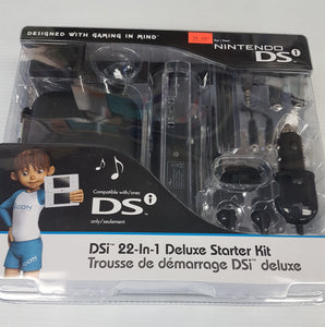 Nintendo DSi 22-in-1 Deluxe Starter Kit - New - Razzaks Computers - Great Products at Low Prices