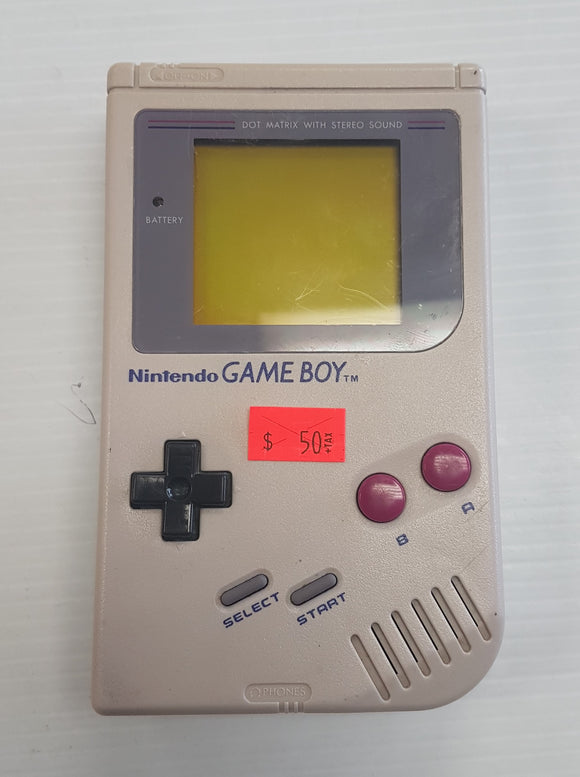 Nintendo Gameboy Original DMG-01 - Used - Razzaks Computers - Great Products at Low Prices
