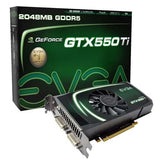 EVGA 02G-P3-1559-KR GeForce GTX 550 Ti Video Card - 2GB, GDDR5, PCI-Express 2.0 - Refurbished - Razzaks Computers - Great Products at Low Prices