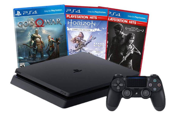 Only on PlayStation PS4™ Bundle 1TB includes a jet black 1TB PS4 - New - Razzaks Computers - Great Products at Low Prices