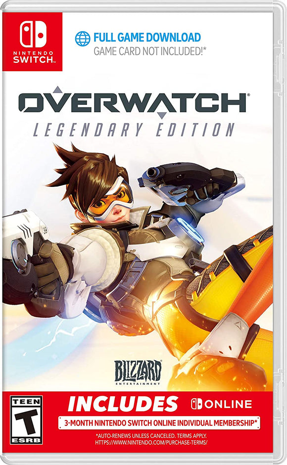 Overwatch Legendary Edition  for Nintendo Switch - New - Razzaks Computers - Great Products at Low Prices