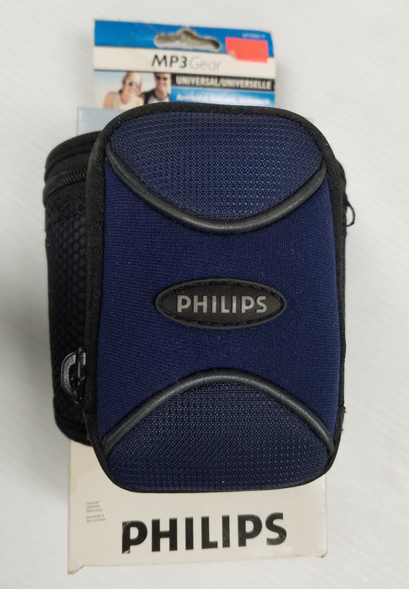 Philips iPod MP3 Gear Universal Armband, Fistband, Waistpack Fits most of MP Players and iPods