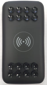 Power Wireless Quick Charger for  Qi-Compliant Cell Phones -  White or Black - Razzaks Computers - Great Products at Low Prices