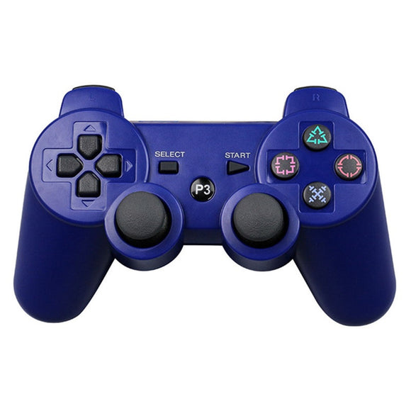 PS3 PlayStation 3 DualShock 3 Wireless Controller - Blue - PS3 Standard Edition - New - Razzaks Computers - Great Products at Low Prices