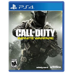 Call of Duty: Infinite Warfare (PS4) inlcudes Terminal Bonus Map, - English - New - Razzaks Computers - Great Products at Low Prices