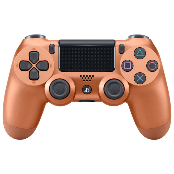 PlayStation 4 DualShock 4 Wireless Controller - Copper